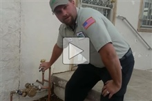 How To Drain Your Backflow Devices