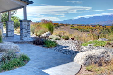 sprinklers Inc & landscaping landscape design and installation in colorado springs and pueblo